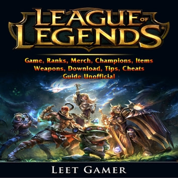 league of legends strategy guide book