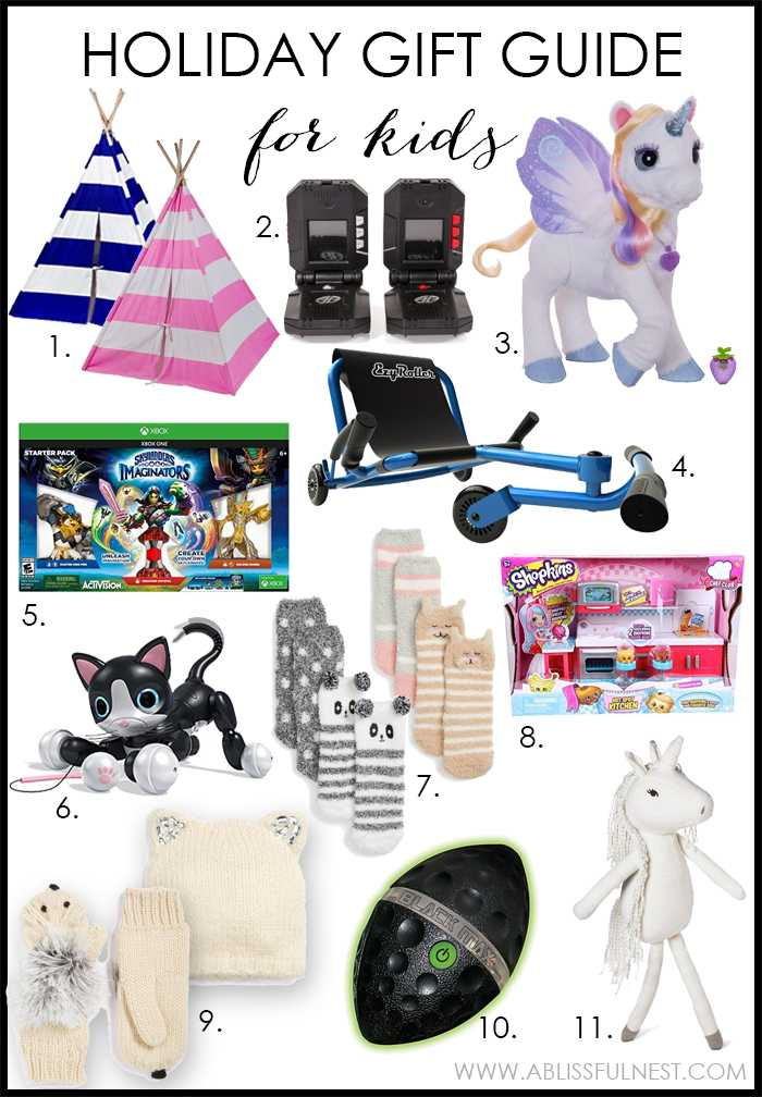 2016 holiday gift guide for kids