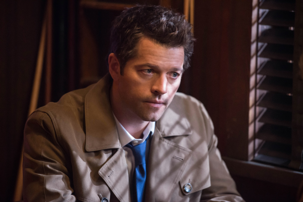 misha collins tv guide photoshoot 2017