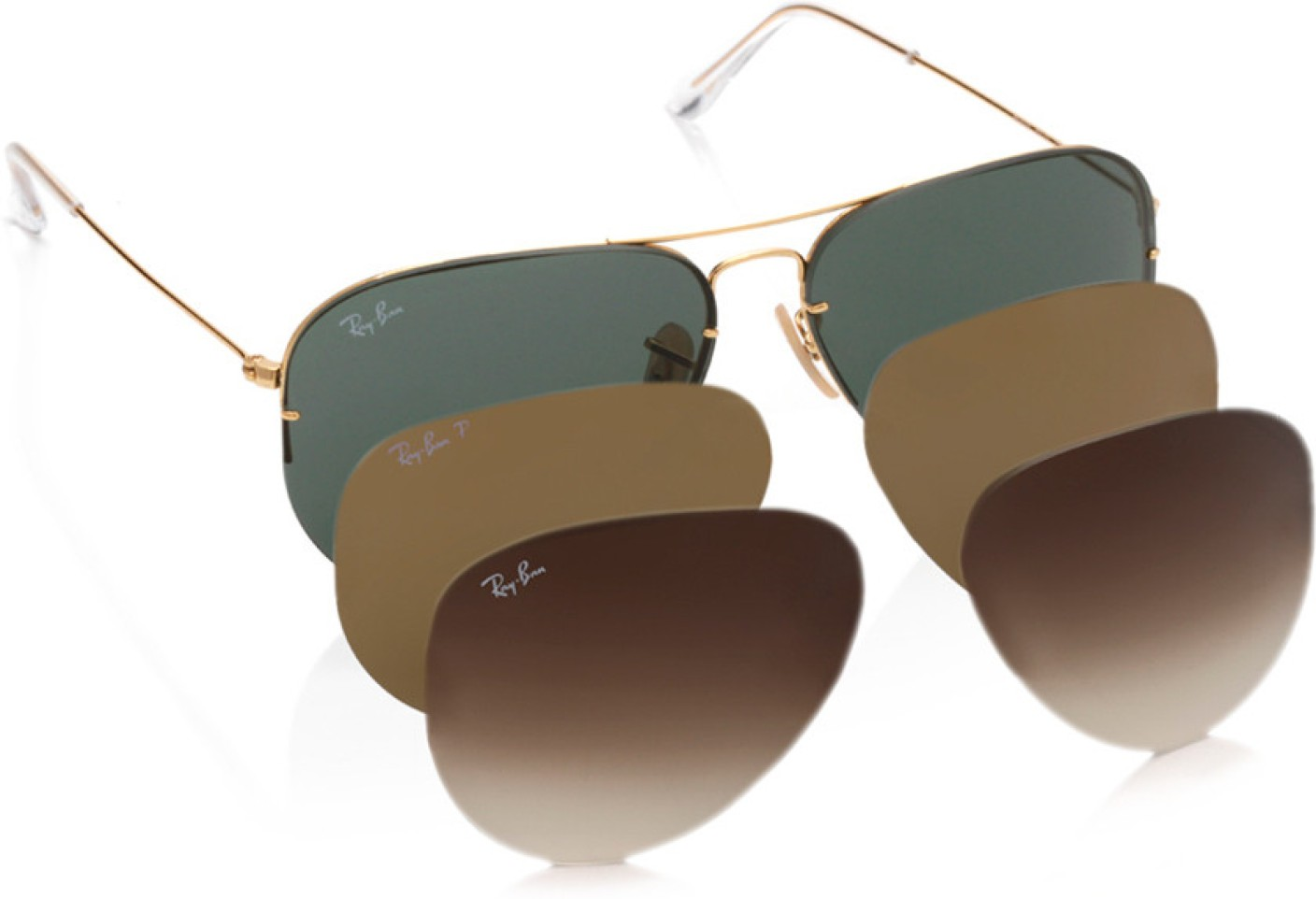 ray ban aviator size chart guide