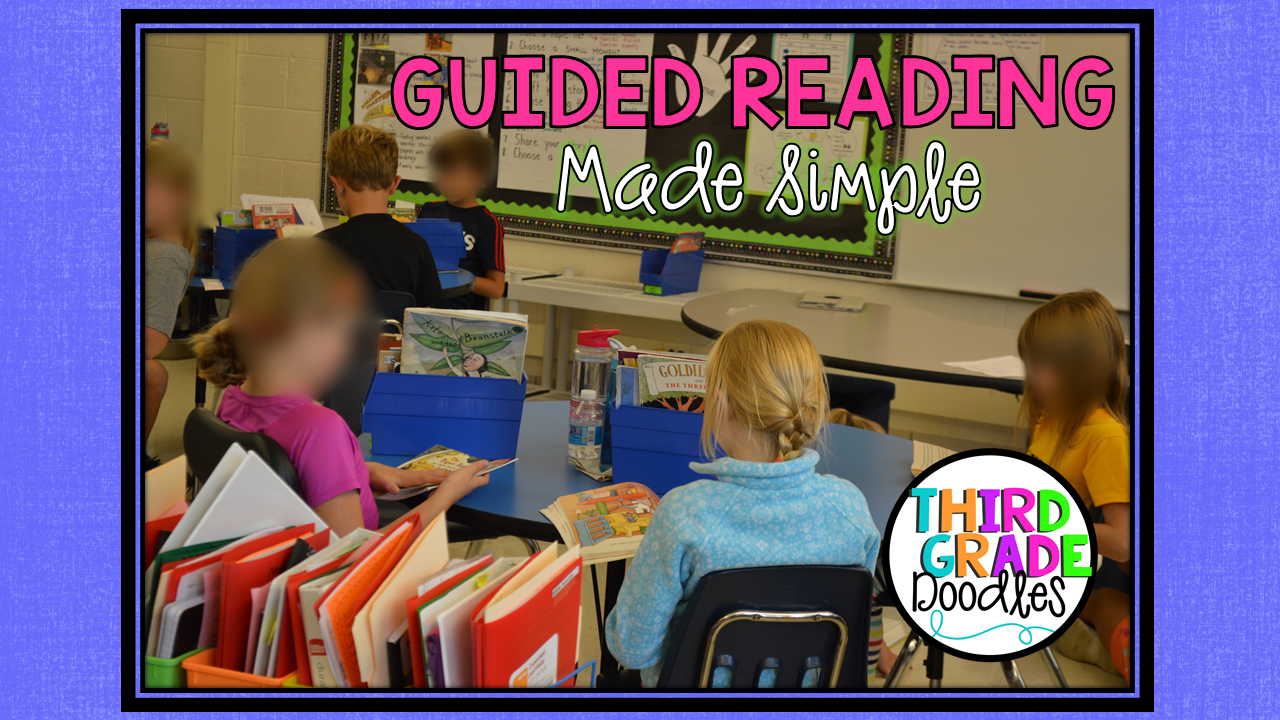 guided reading groups how to