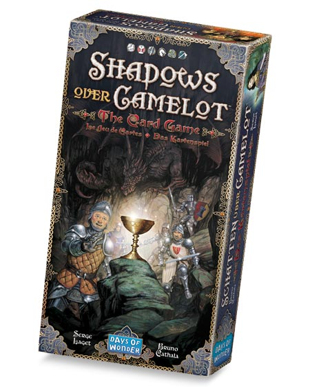 shadows over camelot painting guide