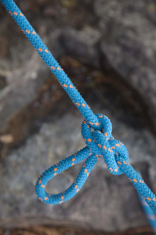bdsm rope guide knot purposes