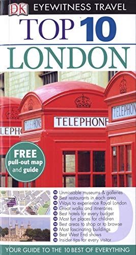 myer books eye witness guide to london