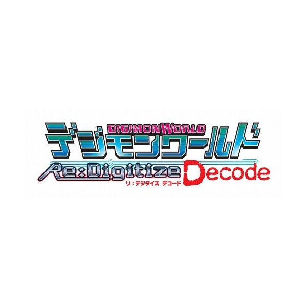 digimon re digitize decode guide