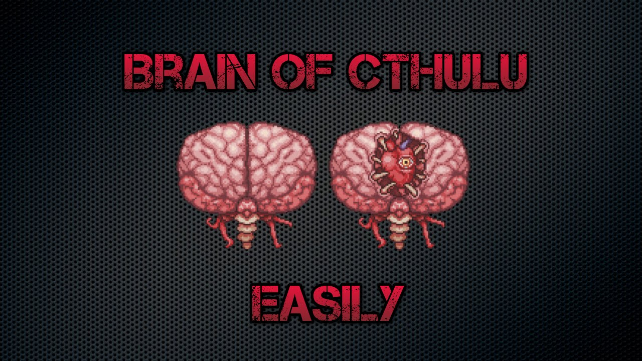 brain of cthulhu terraria guide
