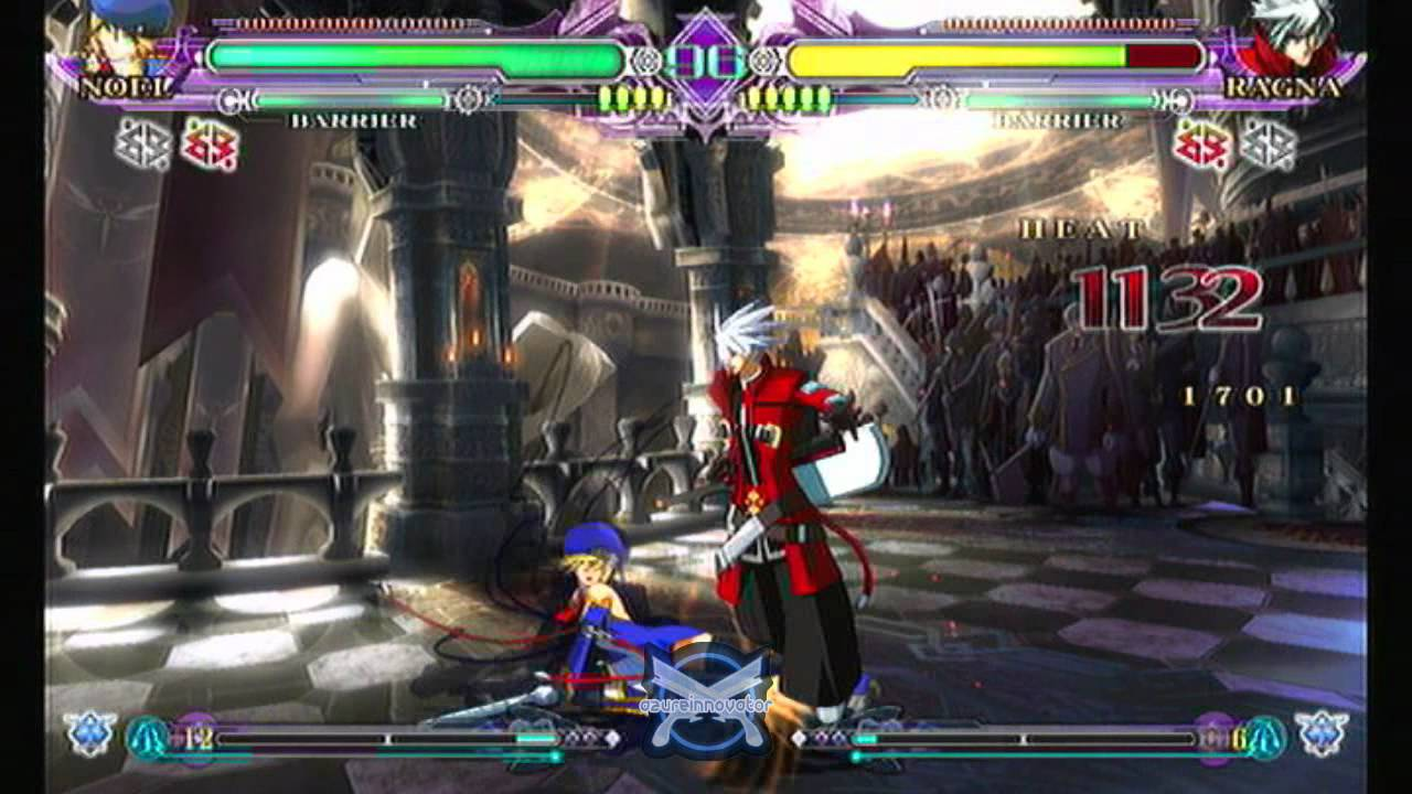 blazblue continuum shift extend trophy guide